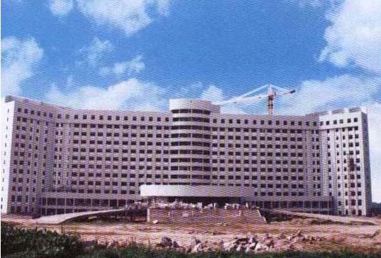 山东日照市政府综合办公大楼安装工程