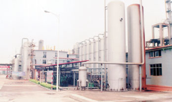 山东鲁中化工有限公司变压吸附装置工程