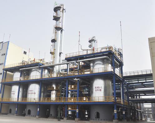 山东信发化工有限公司聚乙烯项目